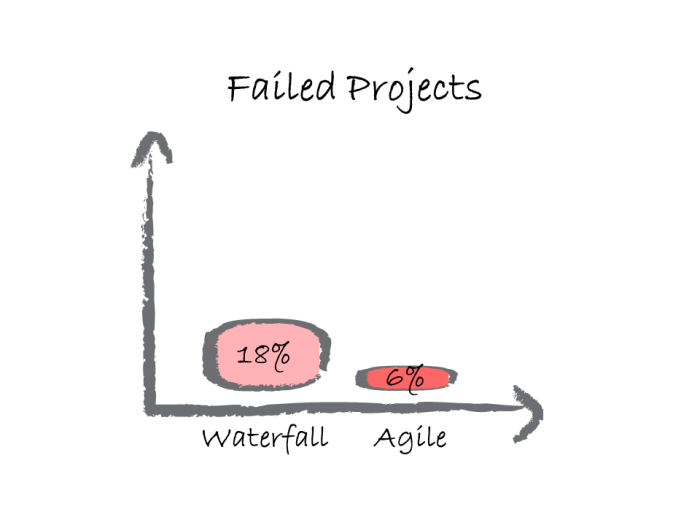 failed projects