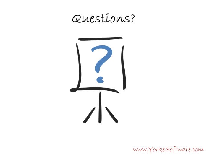12 - Scrumdamentals Questions