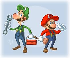 builder + plumber